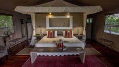 Chitabe Camp | Alojamiento de Lujo en el Delta del Okavango, Botswana | Enkosi Africa Delta Del Okavango, Safari, Furniture, Home Decor, Hotels, Decoration Home, Room Decor, Home Furnishings, Home Interior Design
