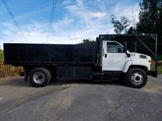 1997 Ford F 450 Super Duty Dump Truck 7 3 Power Stroke