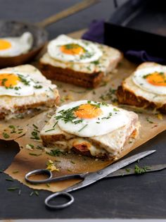Crocque madame Work Meals, My Cookbook, Camembert Cheese, Koti, Brunch, Drinks, Inspiration, Croque Monsieur, Drinking