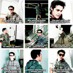'Void Stiles' lol this made me fall on the floor laughing