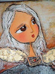 Detalle de la imagen de cartas a Dios--Patti Ballard