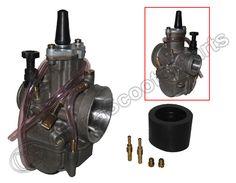 Keihin OKO PWK 26 26mm Carburatore Power Jet Dirt Bike ATV Quad Buggy