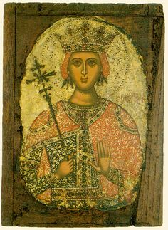 late fifteenth-/early sixteenth-century icon