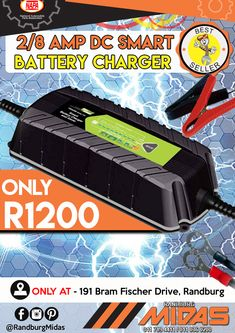 Best Battery Charger, Save Yourself, Tools, Money, Facebook, Amp, Instruments, Silver
