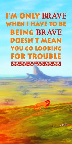 Are you bold like Simba or resourceful like Scar? Find out which Lion King character captures your essence!