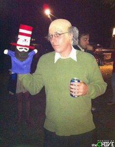 Mr. Garrison and Mr. Hat. Awesome!
