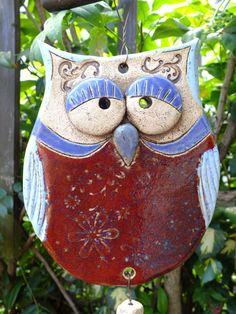 Clay Owl, Clay Birds, Ceramic Birds, Ceramic Clay, Ceramic Pottery, Pottery Art, Owl Crafts, Clay Crafts, The Potter's Hand