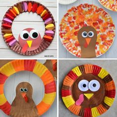 Paper plate Thanksgiving crafts 2 Paper plate Thanksgiving crafts for kids: turkey, Pilgrim and Native American, Mayflower ship craft ideas. Make hats, decorations, photo frames and more. Thanksgiving Crafts For Toddlers, Cute Kids Crafts, Thanksgiving Activities, Baby Crafts, Toddler Crafts, Preschool Crafts, Ocean Crafts, Thanksgiving Table, Paper Plate Art