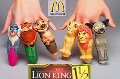 The Lion King 19 McDonald's Happy Meal Toys From The That'll Give You Nostalgia 90s Childhood, Childhood Memories, Lion King Toys, Play Doh Toys, Scooby Doo Toys, Nostalgia, Mcdonalds Toys, Bee Movie, Pokemon Toy