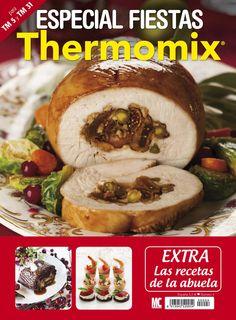 ESPECIAL FIESTAS. Revista #THERMOMIX 4.