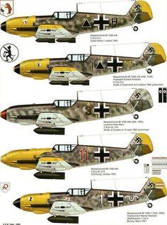 Messerschmitt Bf 109 ~ BFD
