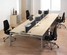 R + A office supply quality Office Furniture at affordable prices. Visit our Manchester showroom to find out more about our Office Clearance service. New Furniture, Office Furniture, Conference Room, Office Supplies, Bench, Business, Table, Home Decor, Decoration Home