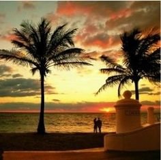 Fort Lauderdale Sunset (Fort Lauderdale, Florida)