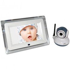 Безжична бейби монитор система PNI B7000