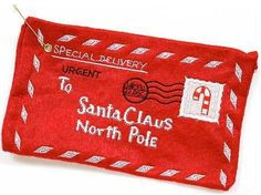 Get a Letter Stamped From Santa At The North Pole!