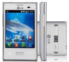 LG Optimus L3 E405 Dual, Blanco, Libre