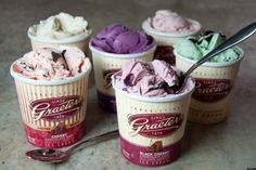 Ice cream is my love language. It's my ride or die. It's my all-time favorite treat. 🍦 So, in honor of National Ice Cream Day, I give you this public service announcement. There is no better ice cream on the planet than Graeters. Graeter's Ice Cream, Best Ice Cream, Ice Cream Flavors, Black Cherry Ice, Cincinnati Food, Just Desserts, Dessert Recipes, Food Obsession, Chocolate Cherry
