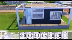 Micro Starter! | The Sims 4 Speed Build