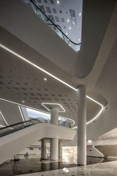Nanjing Youth Olympic Centre - Zaha Hadid - China
