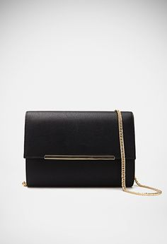 Pebbled Faux Leather Crossbody | FOREVER21 - 1049258198