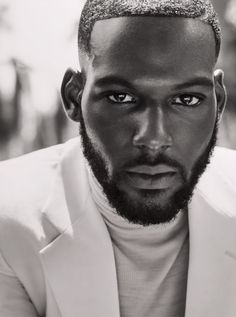 the come up: Kofi Siriboe for InStyle Magazine Kofi Siriboe Actor Model Fine Black Men, Gorgeous Black Men, Handsome Black Men, Beautiful Men, Black Man, Fine Men, Hot Men, Kofi Siriboe, Black Men Beards