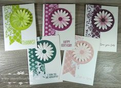 Delightful Daisy Stamp-a-Stack