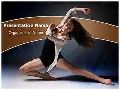 Download editabletemplatess premium and cost effective female jazz dancer powerpoint template is one of the best powerpoint templates by editabletemplates toneelgroepblik Choice Image