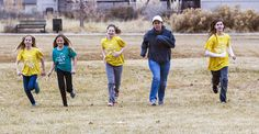 Learning on the run — Program shows young girls in region how to embrace self-confidence