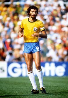 Socrates v Italy, World Cup 1982.