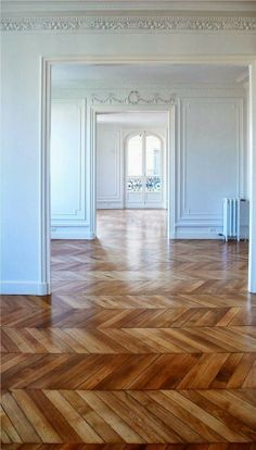 chevron floors