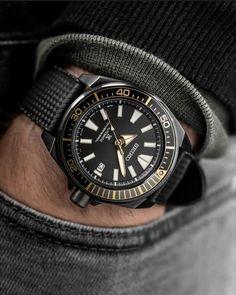 men's watches – High Fashion For Men Men's Watches, Cool Watches, Fashion Watches, Stylish Watches, Luxury Watches For Men, Seiko Samurai, Seiko Skx, Skeleton Watches, Rubber Watches