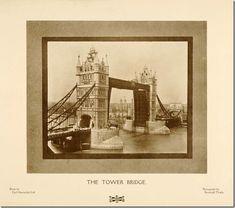 Tower Bridge en 1894, Reinhold Thiele