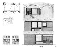 Maisons Jaoul   Le Corbusier   Paris 1956