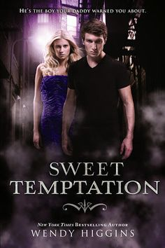 Goodreads giveaway: Sweet Temptation (The Sweet Trilogy #3) by Wendy Higgins. (Paperback) Giveaway ends: August 3rd, 2015.