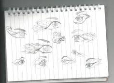 Eyes by AnimePandaKawaii