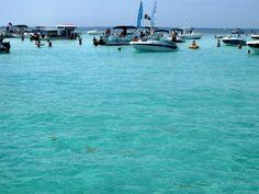 Crab Island @ Destin Florida