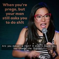 Image result for ali wong pregnant quote