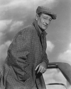 "John Wayne in my favorite John Wayne movie, ""The Quiet Man"" I have watched it dozens of times."