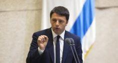 """Renzi dice en Jerusalén que """"Israel es el Estado-nación del pueblo judío"""""""