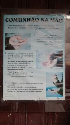 Instrução para comunhão/  Óbidos /PT  2015