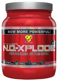 BSN N.O.-Xplode 2.0 - Fruit Punch, 2.48 Pound , Powder. Gives me the energy I need for my workouts!! #fitnesspinspiration #vitaminshoppe