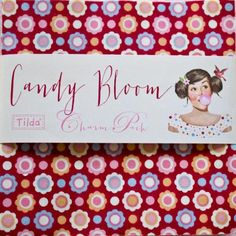 Charm Pack TILDA Candy Bloom