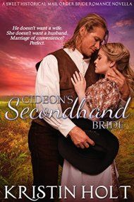 Gideon's Secondhand Bride by Kristin Holt ebook deal