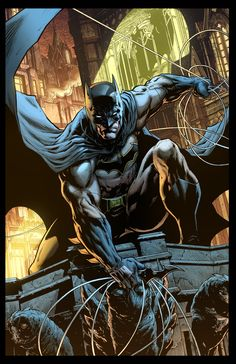 Batman by Jason Fabok fan-color (No yellow emblem) by BatmanMoumen on DeviantArt - Batman Poster - Trending Batman Poster. - Batman by Jason Fabok Batman Vs Superman, Batman Comic Art, Spiderman, Batman Arkham, Batman Robin, Batman Painting, Batman Artwork, Batman Poster, Catwoman