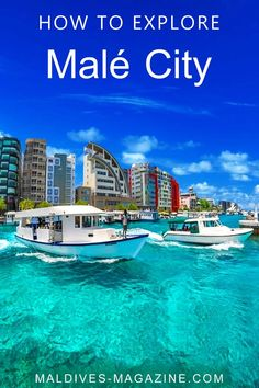 Malé is not only in the country's heart, but has always been the capital of the Maldives, from century to century from the Sultan's palace, and then from the president's office. Maldives Honeymoon, Visit Maldives, Maldives Travel, Honeymoon Destinations, Maldives Vacation, Where Is Maldives, Maldives Things To Do, Cool Places To Visit, Places To Travel