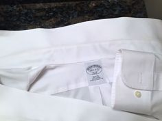 Dress shirt after washing with Persil ProClean #laundry #persil #proclean