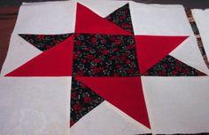 Spinning Pinwheel Star
