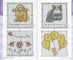 Gallery.ru / Photo # 70 - The world of cross stitching 153 + application 120 Charts - tymannost