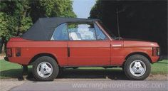 Range Rover Conversions - Range Rover Classic