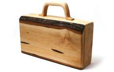 Bolsos de madera hechos a mano|Espacios en madera